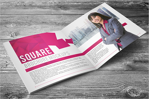 Sample Magazine Brochure Design