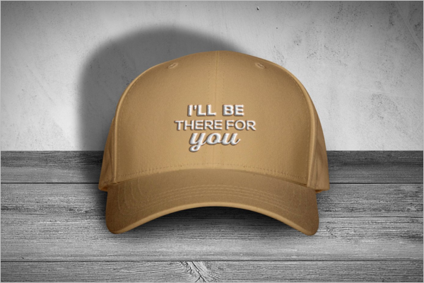 Simple Cap Mockup Design