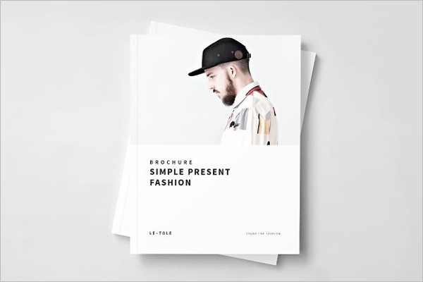 Simple Fashion Brochure