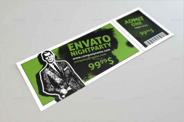 Simple Tickets Mock-Up
