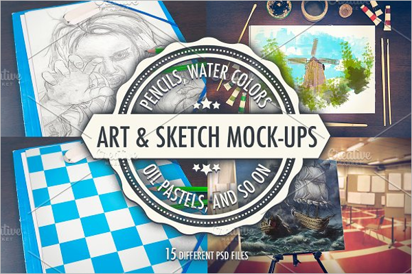 Sketch Mockup Collection