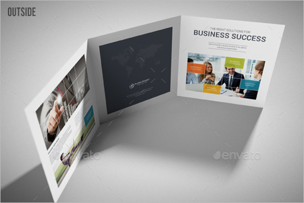 Square PSD Brochure