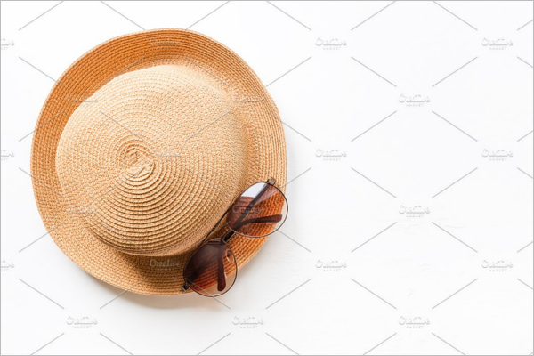 Stylish Cap Mockup Design