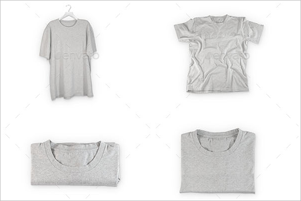 T-Shirt Outfit Mockup