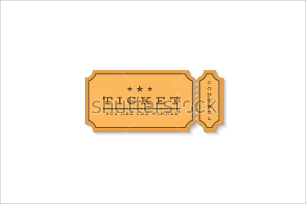 Tickets Mock-Up Background