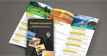 Travel Brochure Templates
