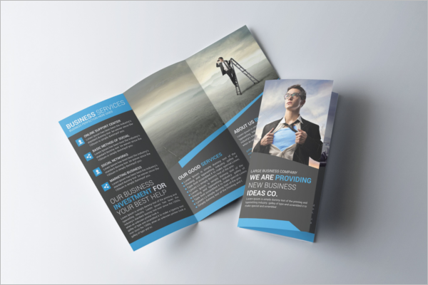 Travel Tri-Fold Brochure Design