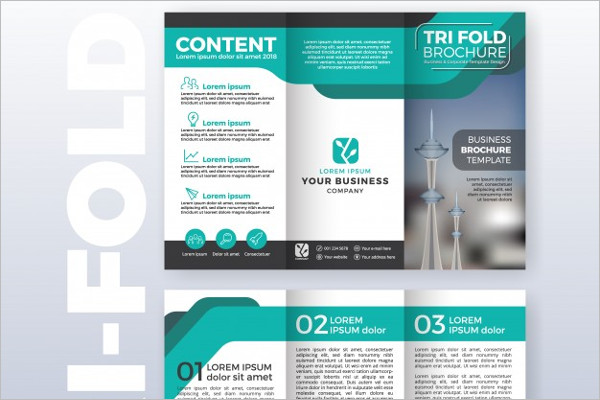 Tri-Fold Layout Brochure
