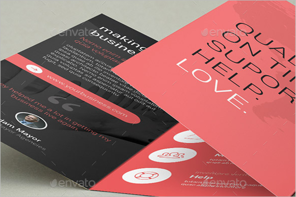 Trifold HD Brochure Template