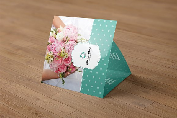Trifold Photography Brochure