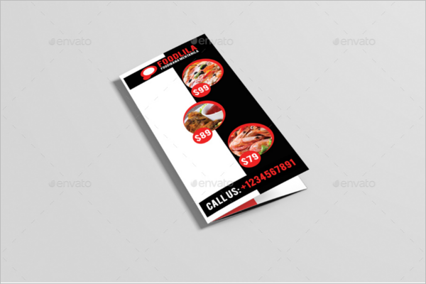 Vector Restaurant Brochure