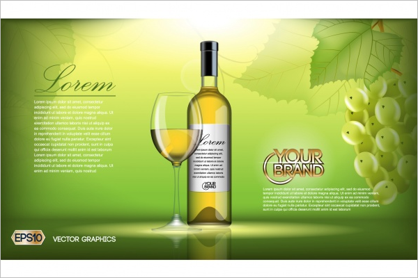 Vector Wine Brochure