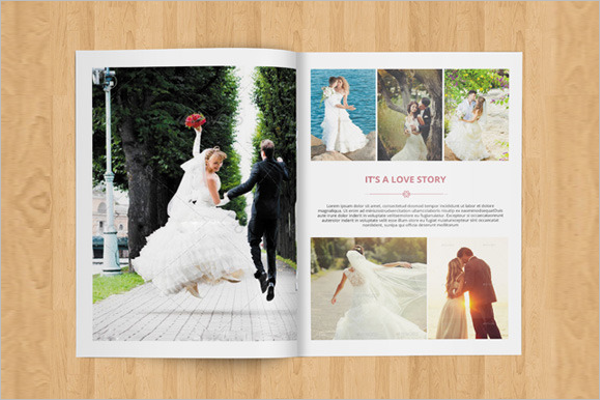Wedding Brochure Sample