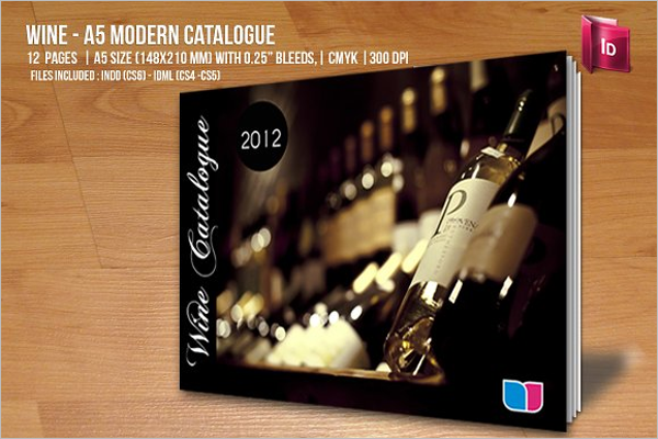32 wine brochure templates free design examples for Wine brochure template
