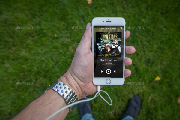 iPhone-Headphones-Mockup-Design