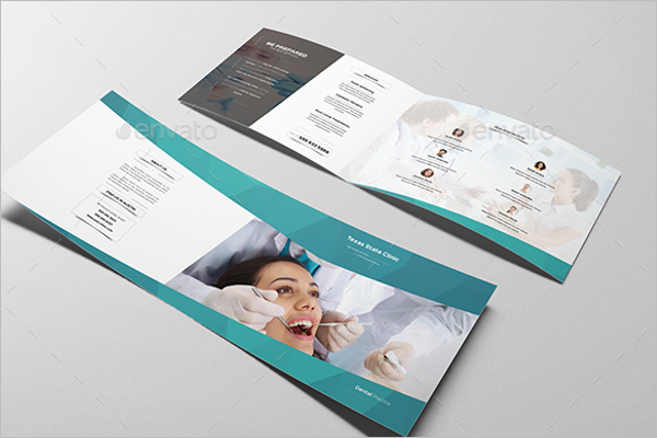 Bifold Medical Brochure Design