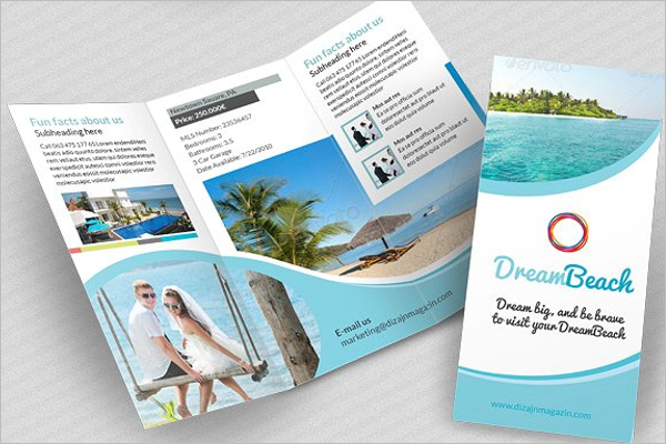 Brochure For Medical Template