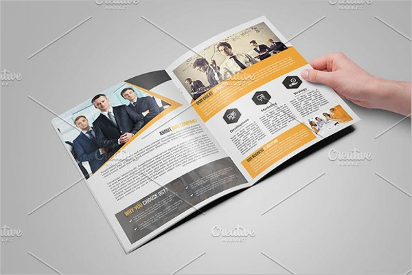 Corporate Medical Brochure Template