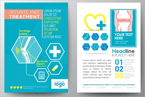 Free Medical Brochure PSD