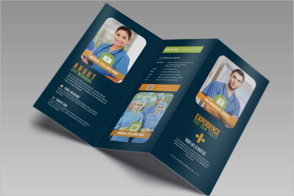 Health & Medical Brochure Template