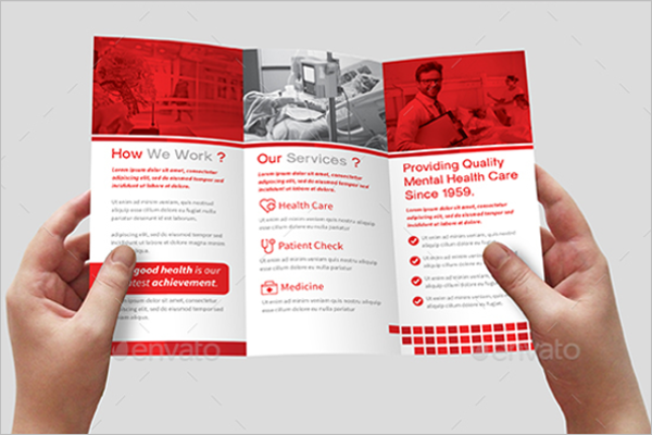 Hospital Medical Brochure Template