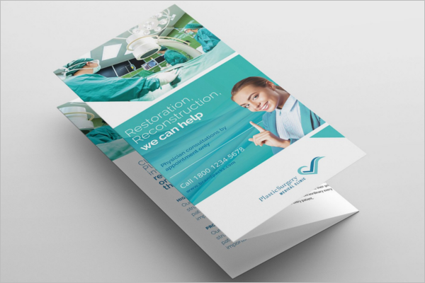 Medical Brochure Layout