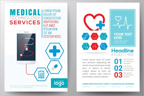 Medical Brochure Template Free