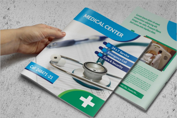 Medical Brochure Template Word