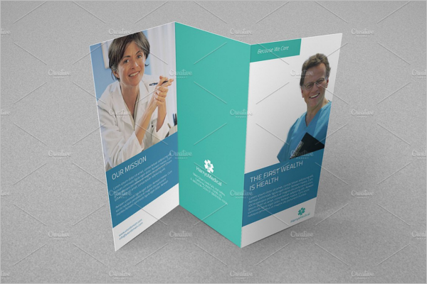 Photorealistic Medical Brochure
