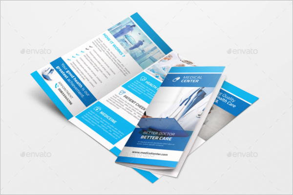Premium Medical Brochure Template