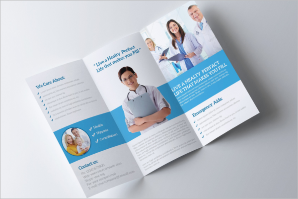 Printable Medical Brochure Template