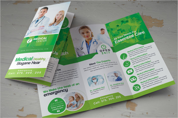 Printable Medical Brochure