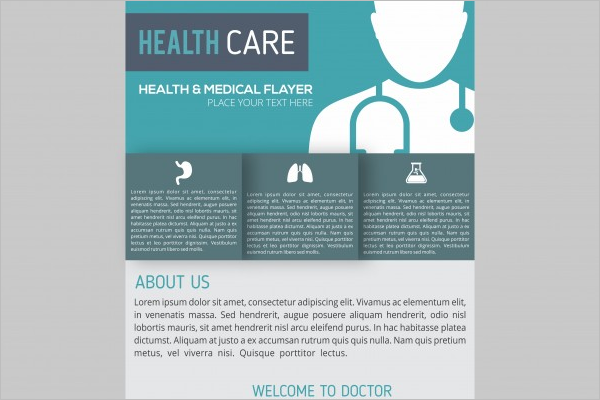 Sample Medical Brochure Design