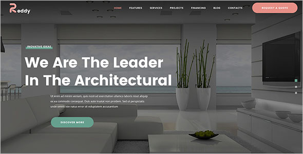 Architecture And Interior Design Websites