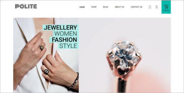 New Latest Jewelry Shop Themes