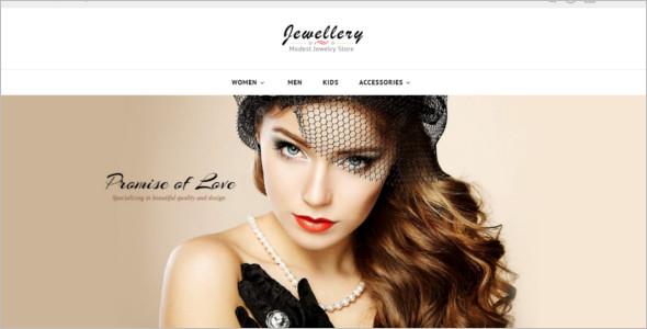 New Model Jewelry Shop Themes