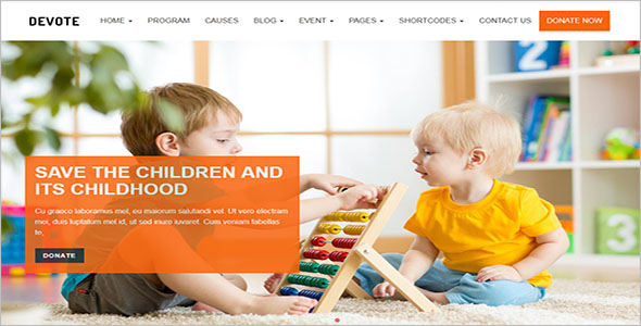 New kids child website